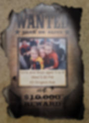 Wanted Girls and Boys aged 5 to 8