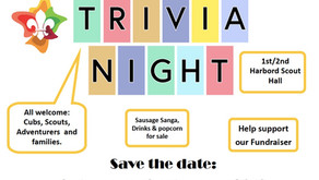 Family Trivia Night - Sat 9th Sep