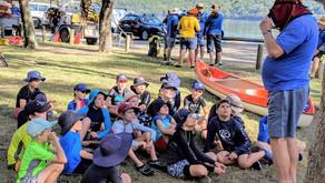 Cub Canoeing Adventure