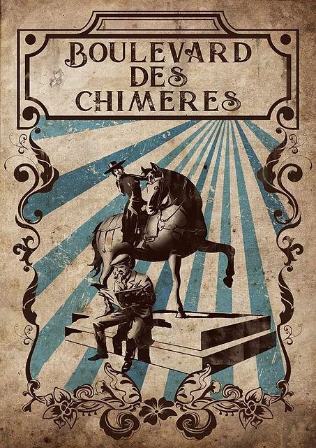 Boulevard des Chimères par Hors(e) Série
