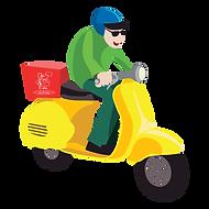 אנימציה שניה של שלי קאסה דל פפה רחובות - אין להעתיק