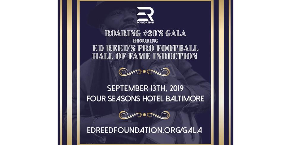 Ed Reed Hall of Fame Gala - Baltimore