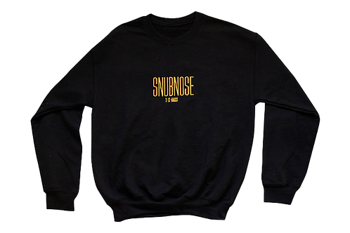 *Limited Edition* SNUBNOSE Sweatshirt