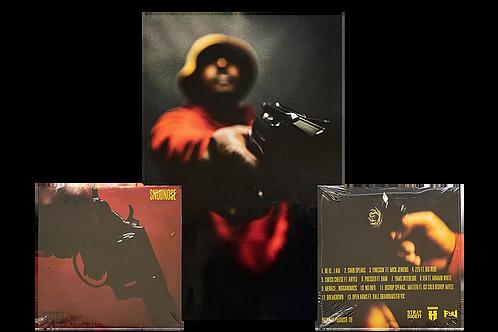 SNUBNOSE Poster/CD Bundle