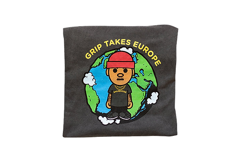 Grip Takes Europe Tee