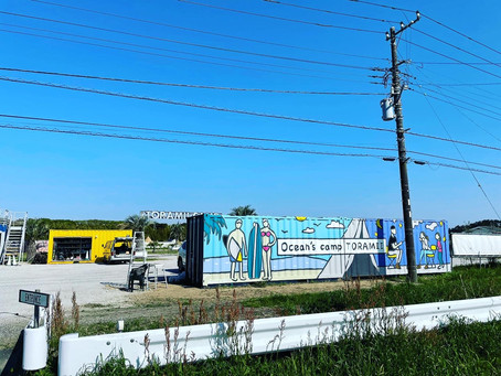Ocean's Camp TORAMII②