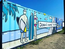 Ocean's camp TORAMII