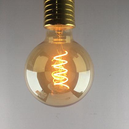 Ampoule Vintage RONDE 9.5cm