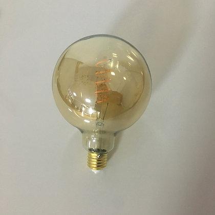 Ampoule Vintage RONDE 12.5cm