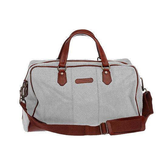 Bespoke Blanc Cezanne Linen Bag