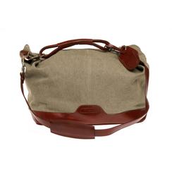 Ladies Canvas Travel Bags