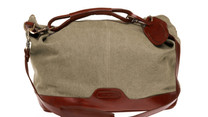 Square-Travel-Bag-Sand-with-Tan-Leather_