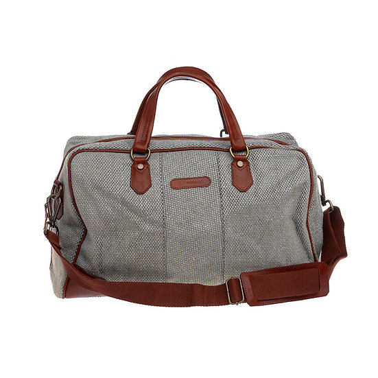 Bespoke Nutmeg Cezanne Linen Bag