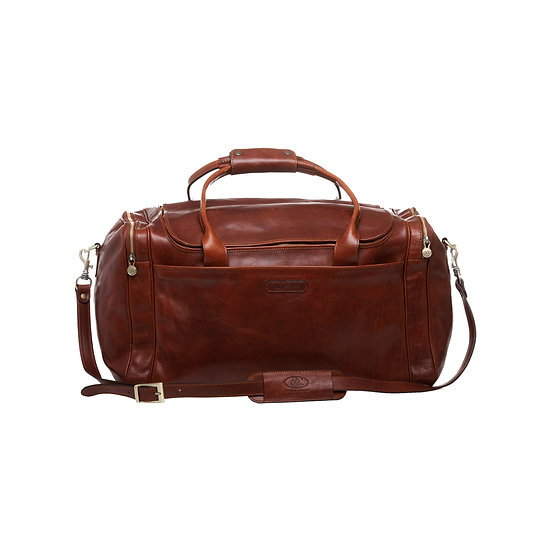 Bespoke Leather Travel Bag