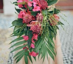 palm bouquet