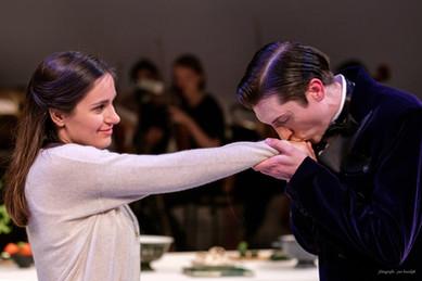 Susan - A Dinner Engagement - Berkeley