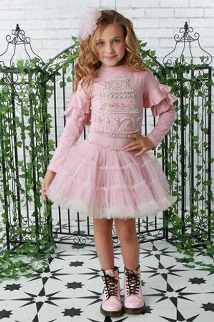 Pink Cake Dress