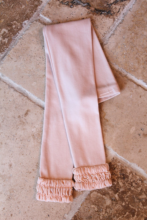 Pearl Ruched Legging