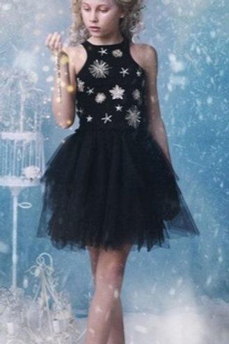 Black Mesmerizing Dress