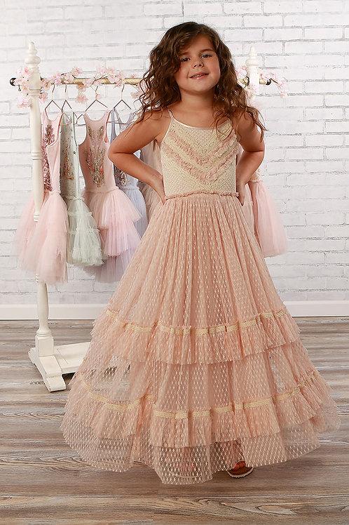 Long Lyric Dress