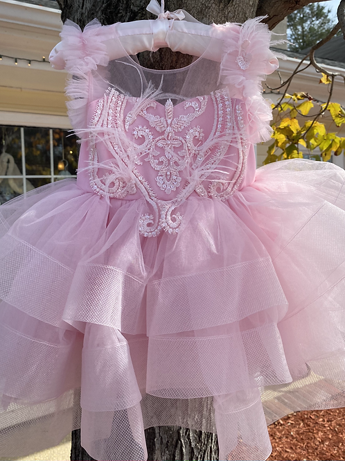 Precious Pink Dress