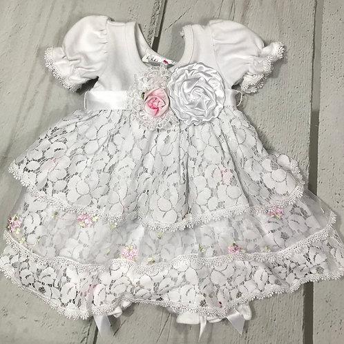 Dolly SS Romper Dress