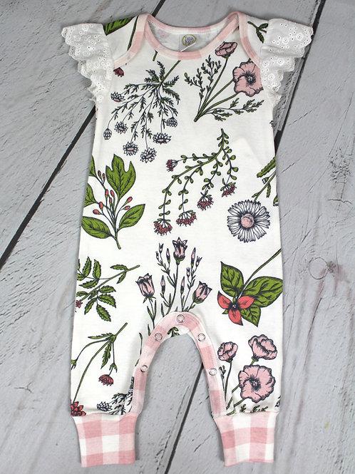 Prairie Flower Romper
