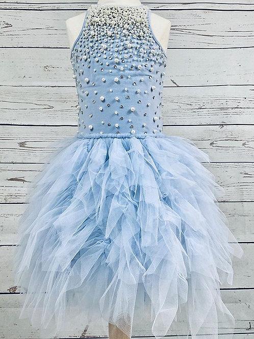 Pearl Blue Dress