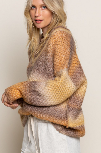 Roasted Spice Chestnut Sweater
