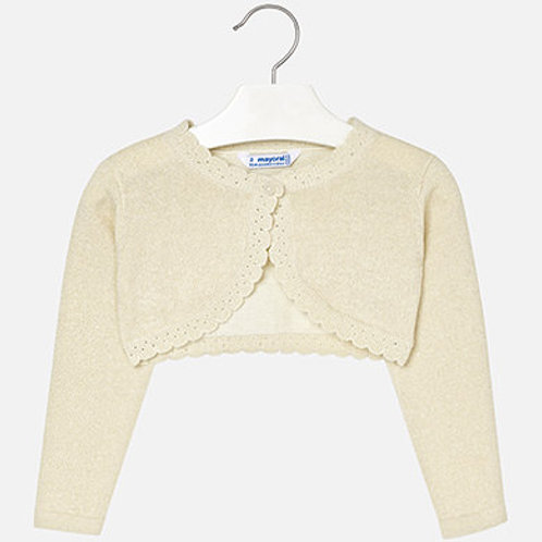 Champagne Cardigan/Sweater