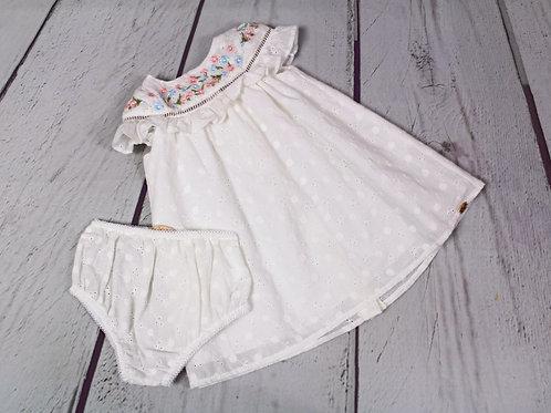 2pc Lace Dress w/ Panties