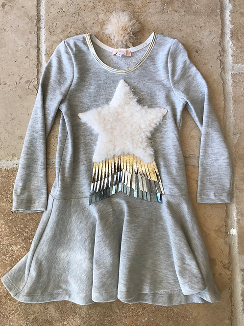 Grey Star Dream Dress