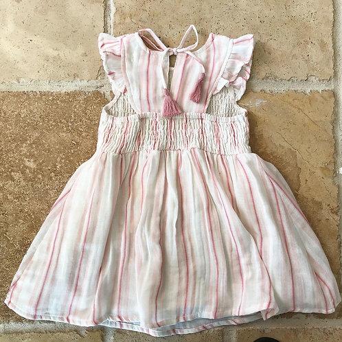 Blush Sea Bird Dress