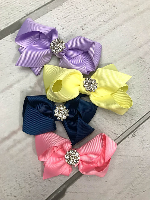 Bow w/ Jewels