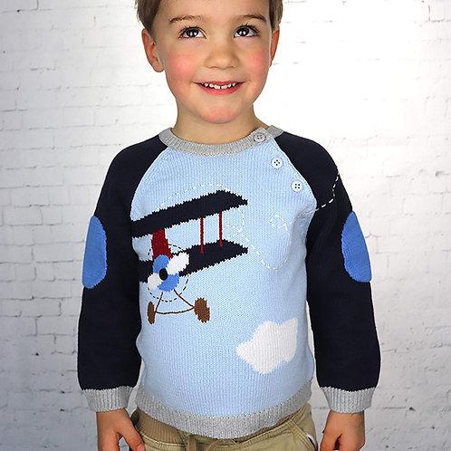 Aviator Sweater