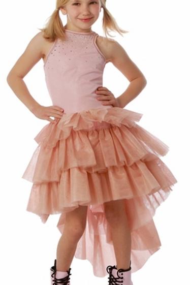 Chloe High Lo Dress