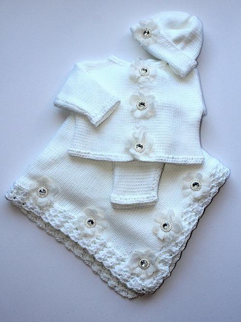 Solid Cotton Pant