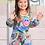 Thumbnail: Rainbow Camo Print Dress
