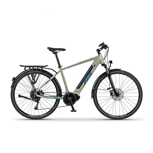 Apache Matto Tour MX3  grey 630Wh