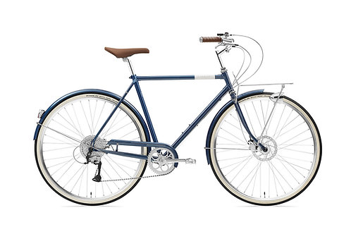 Creme Caferacer man Solo disc 9 speed