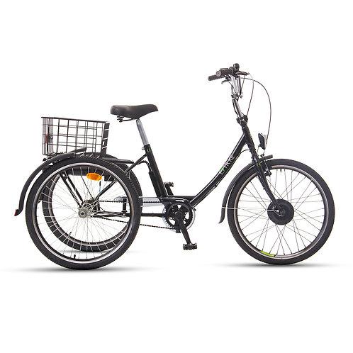 """E-Triciclo Apache Etrike 24"""""""