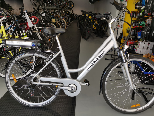 E-City Bike Zenith
