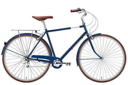 Creme Mike navy blue 3 speed 28""