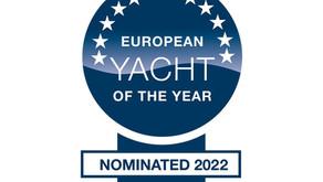 EUROPEAN YACHT OF THE YEAR – Die Nominierten