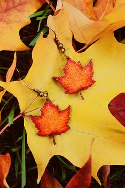 leaf earrings final