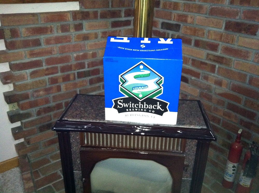 My Very First Case of Bottled Switchback