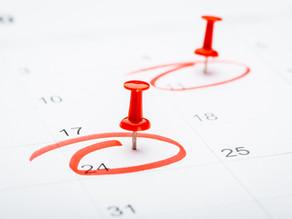 Basic Process & Timeline for Trademark Registration