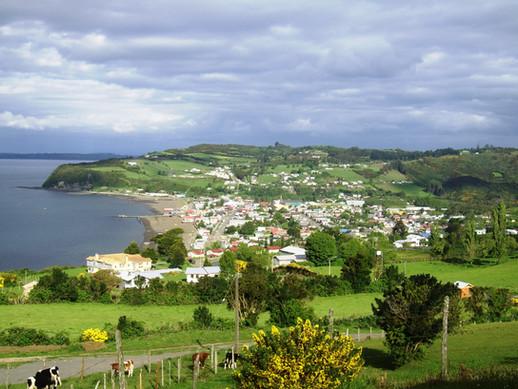 Landscape of Chiloe