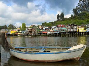 Chilota boats