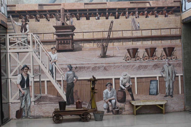 Huanchaca museum